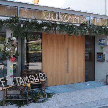 LFS Tamsweg, Haupteingang, Tag der offenen Tür