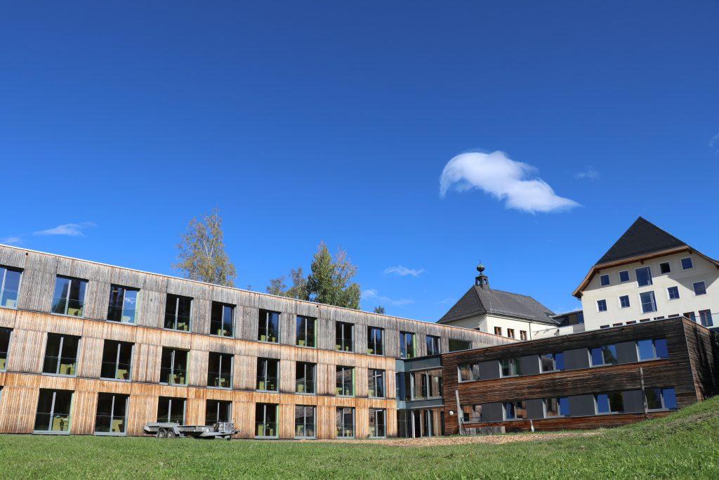 LFS Tamsweg Schulgebäude