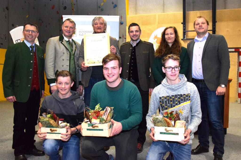 Biosphärenparkschule LFS Tamsweg