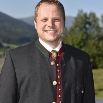 Direktor Mathias Gappmaier