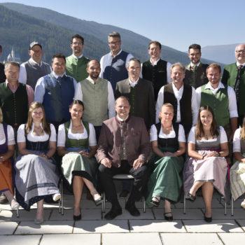 Lehrkräfte der LFS Tamsweg